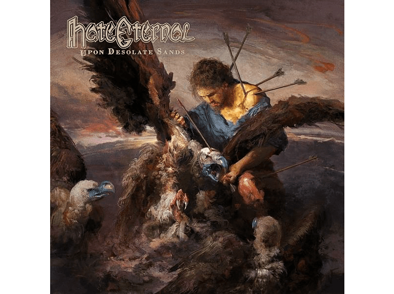 Hate Eternal - UPON DESOLATE SANDS (CD) von SEASON OF MIST