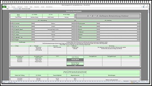 Prufbuch Prufung Pruffristen Protokoll Fur 11 15