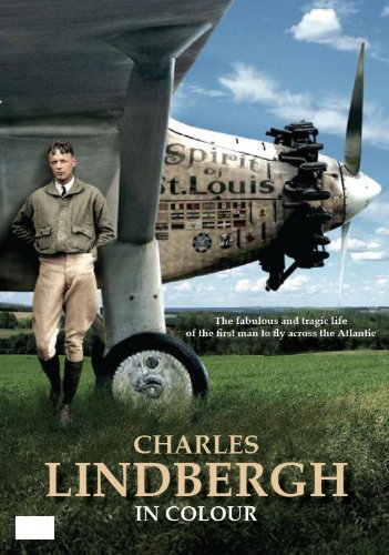 Charles Lindbergh In Colour [DVD] [UK Import] von SIMPLY HOME ENTERTAINMENT