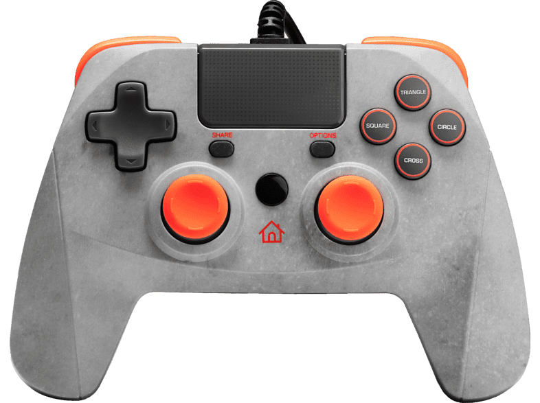 SNAKEBYTE Game:Pad 4 S ROCK Controller von SNAKEBYTE