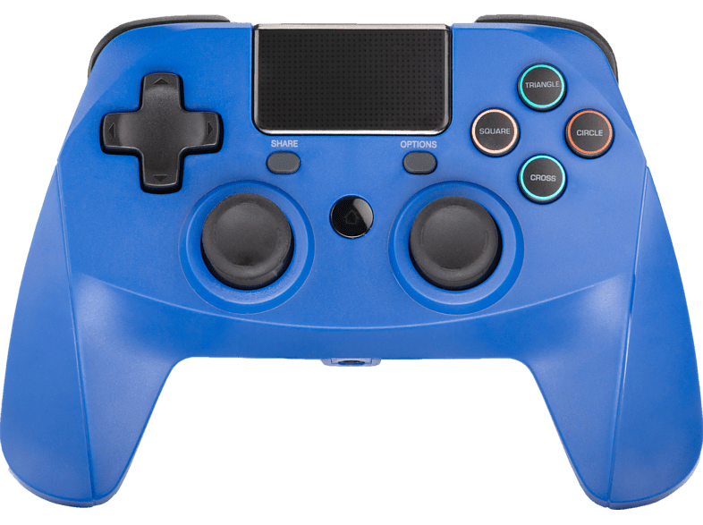 SNAKEBYTE Game:Pad 4 S wireless BLUE Controller von SNAKEBYTE