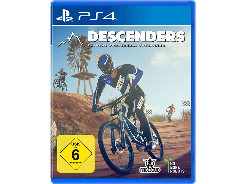 Descenders für PlayStation 4 online von SOLD OUT