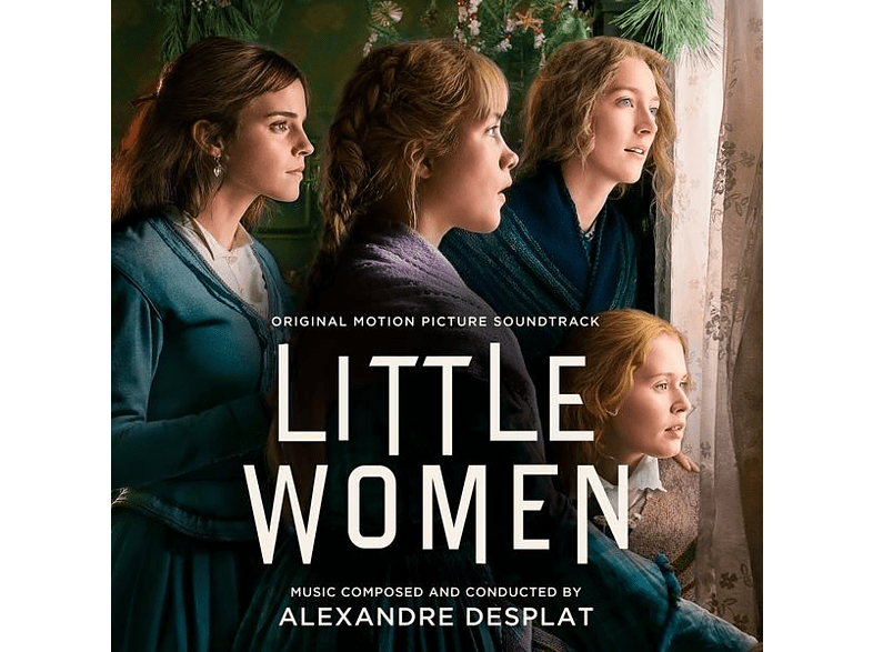 Alexandre Desplat - Little Women/OST (CD) von SONY CLASS