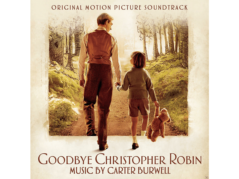 VARIOUS - GOODBYE CHRISTOPHER ROBIN/OST (CD) von SONY CLASS
