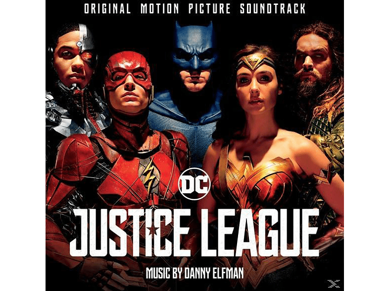 Danny Elfman - Justice League/OST [CD] von SONY CLASS