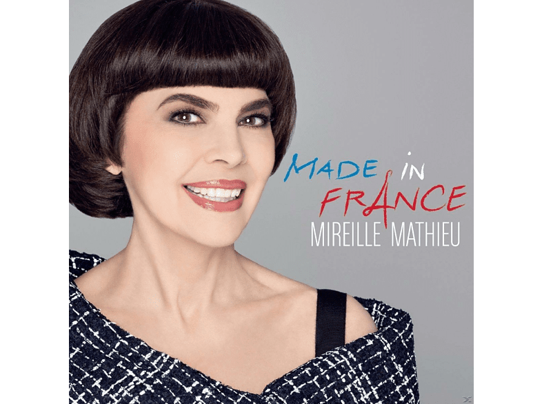 Mireille Mathieu - Made In France [CD] von SONY CLASS
