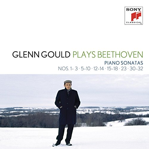 Glenn Gould Collection Vol.8 - Glenn Gould plays Beethoven: Klaviersonaten Nr. 1-3; 5-10; 12-14; 15-18; 23; 30-32 von SONY CLASSICAL