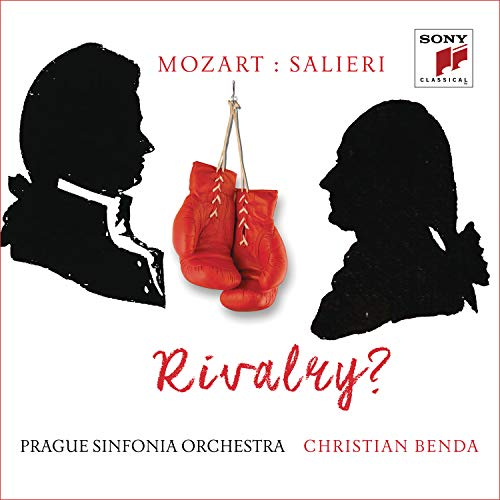 Mozart Versus Salieri: Rivalry? von SONY CLASSICAL