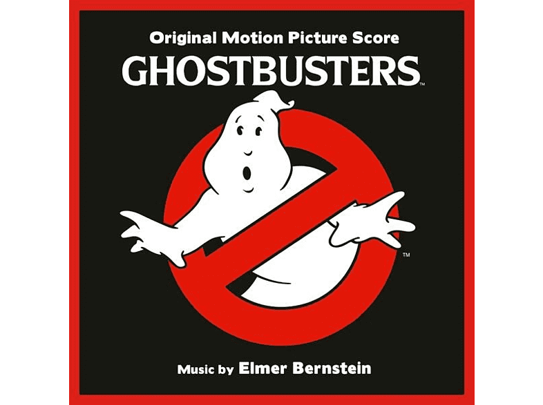 O.S.T. - Ghostbusters/OST Score (CD) von SONY CLASSICAL