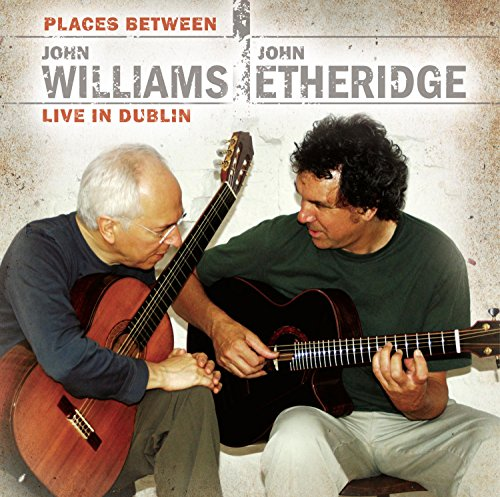 Places Between-John Williams & John Etheridge Live von SONY CLASSICAL