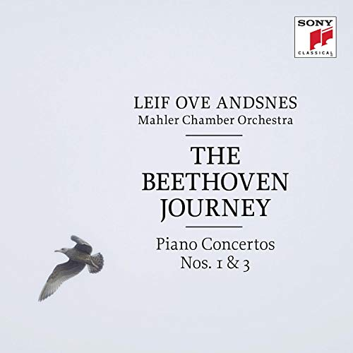 The Beethoven Journey: Klavierkonzerte 1 & 3 von SONY CLASSICAL