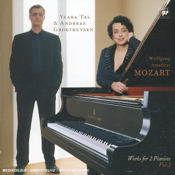 Vol.2-Mozarworks for 2 Pianist von SONY CLASSICAL