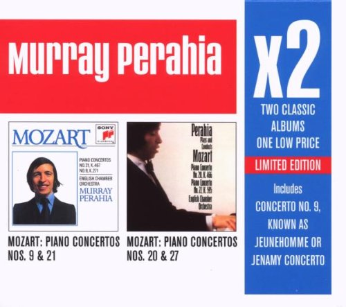 X 2 (Mozart: Concertos for Piano and Orchestra) von SONY CLASSICAL