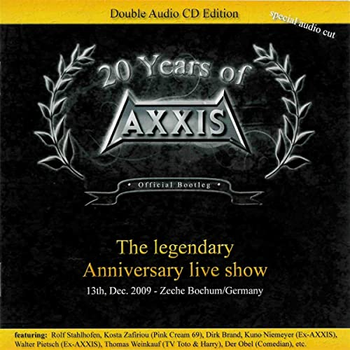 20 Years of Axxis: The Legendary Anniversary Live Show von SOUL FOOD