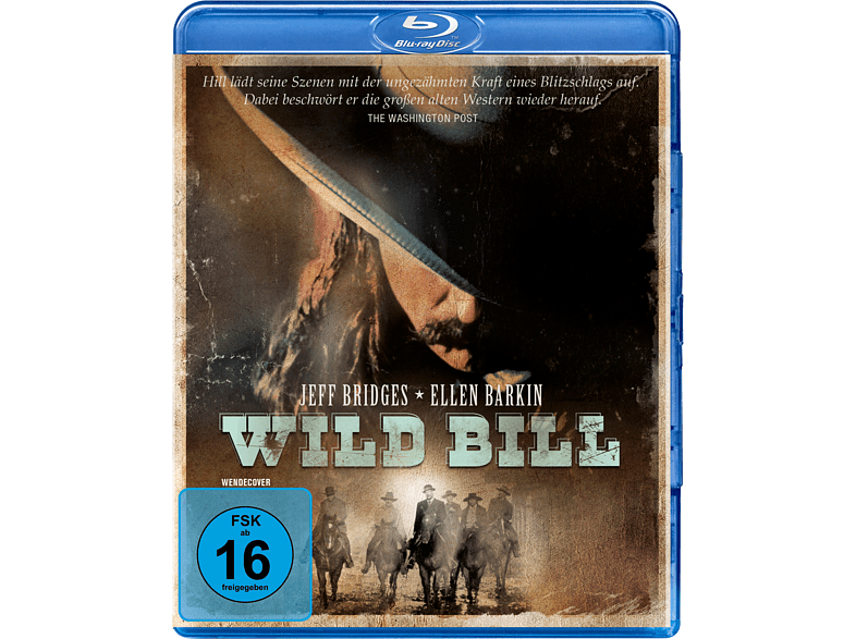 Wild Bill [Blu-ray] von SPIRIT MED