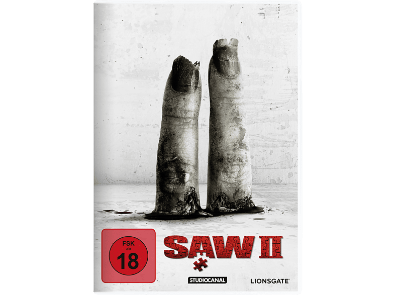 SAW II / White Edition DVD von STUDIOCANA