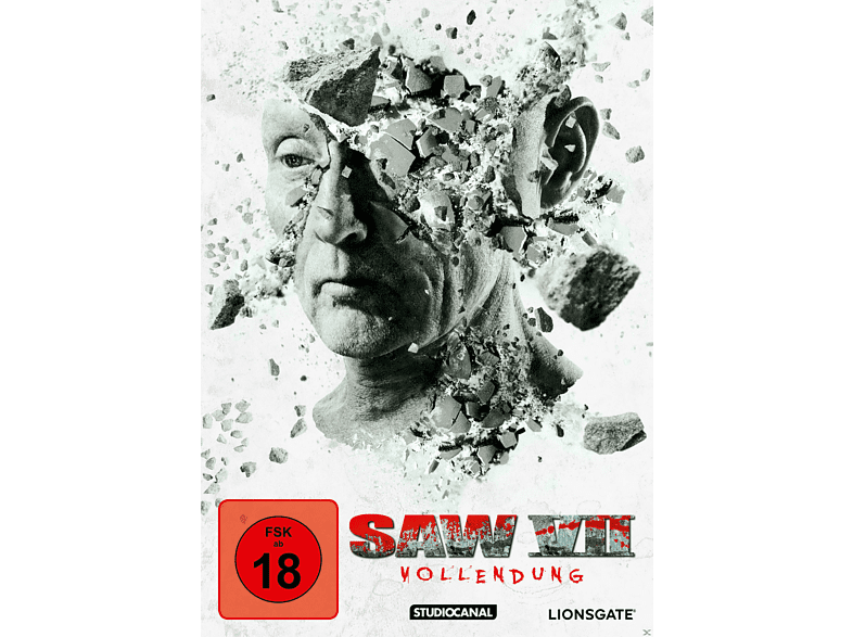 SAW VII - Vollendung / White Edition [DVD] von STUDIOCANA