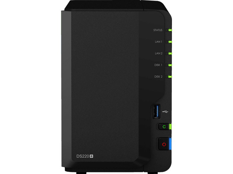 SYNOLOGY DiskStation DS220+ von SYNOLOGY