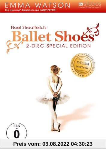 Ballet Shoes (2-Disc Special Edition) von Sandra Goldbacher