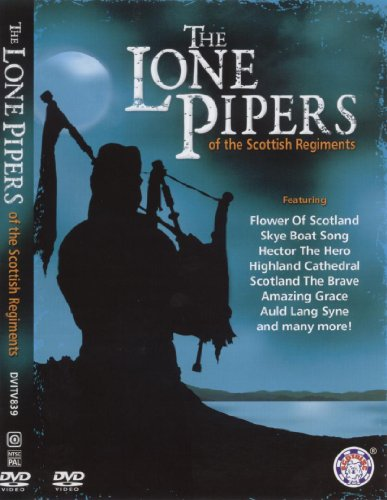 The Lone Pipers of the Scottish Regiments [UK Import] von Scotdisc