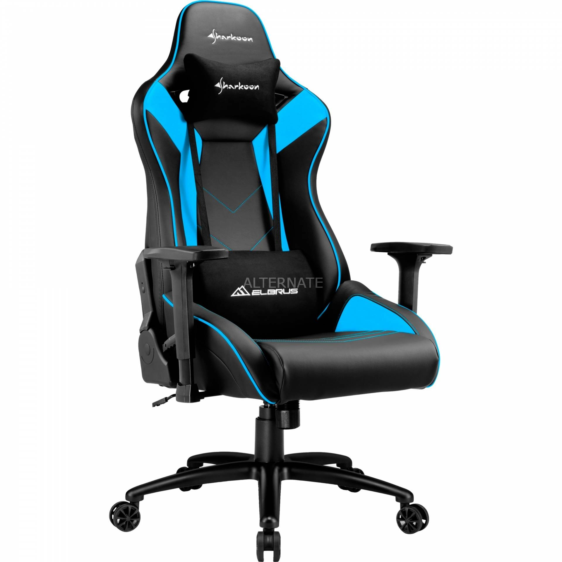 ELBRUS 3 Gaming Chair, Gaming-Stuhl von Sharkoon