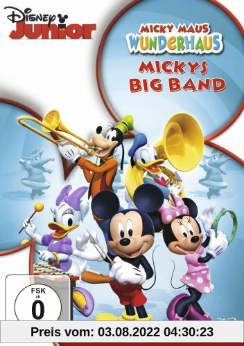 Micky Maus Wunderhaus - Mickys Big Band von Sherie Pollack