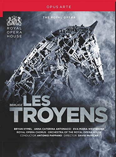 BERLIOZ: Les Troyens (Royal Opera House, 2012) [2 DVDs] von Sheva Collection