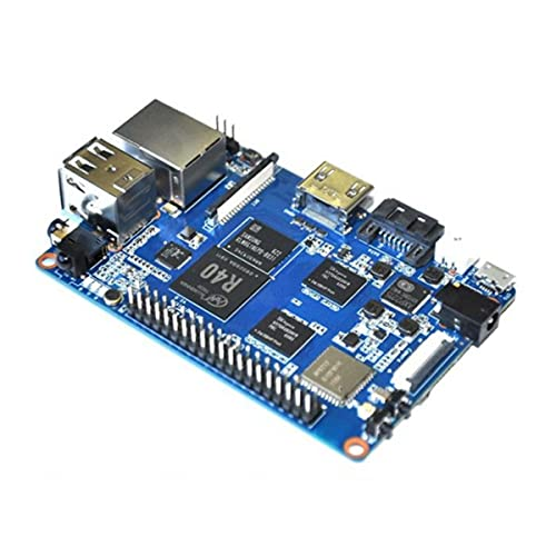 Banana Pi BPI-M2 Ultra - Quad-Core Single Board Computer, Wi-Fi und Bluetooth Support von Sinovoip