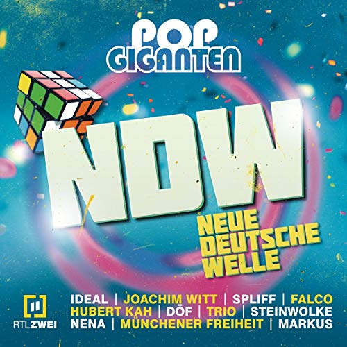 Pop Giganten Ndw von Sony Music Entertainment