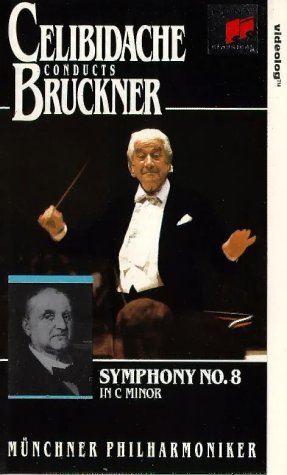 Celibidache conducts Bruckner: Symphony No. 8 in C minor von Sony Classical