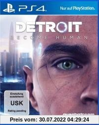Detroit: Become Human - [PlayStation 4] von Sony Interactive Entertainment