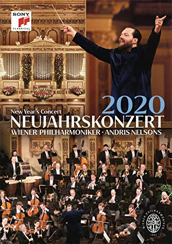 Neujahrskonzert 2020 / New Year's Concert 2020 - Andris Nelsons von Sony Music Entertainment