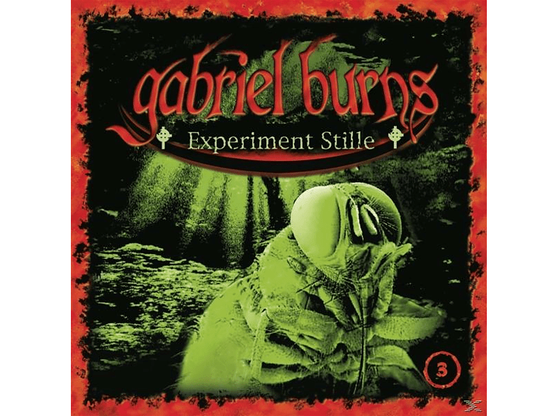 Burns Gabriel - 03/Experiment Stille (Remastered Edition) - (CD) von DECISION P