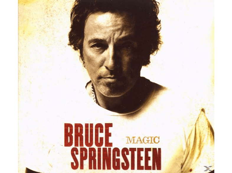 Bruce Springsteen - MAGIC [CD] von SMI COL