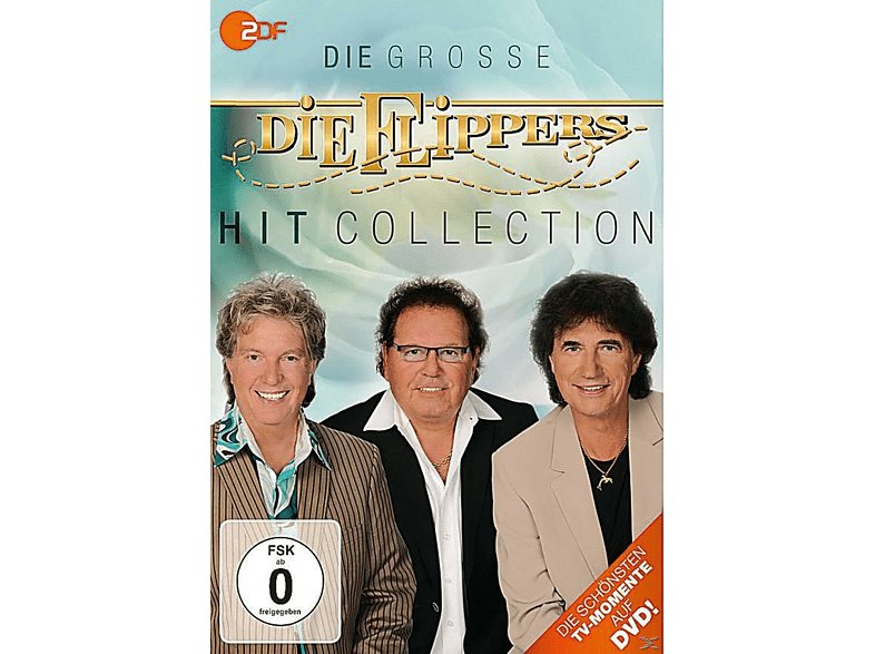 Die Flippers - DIE GROSSE FLIPPERS HIT COLLECTION [DVD] von SMC