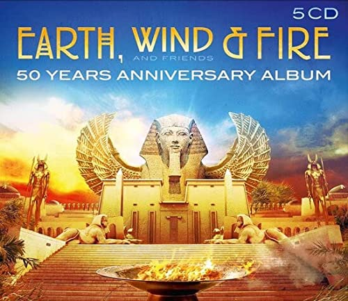 Earth, Wind & Fire And Friends - 50 Years Anniversary Album von Sony Music Entertainment