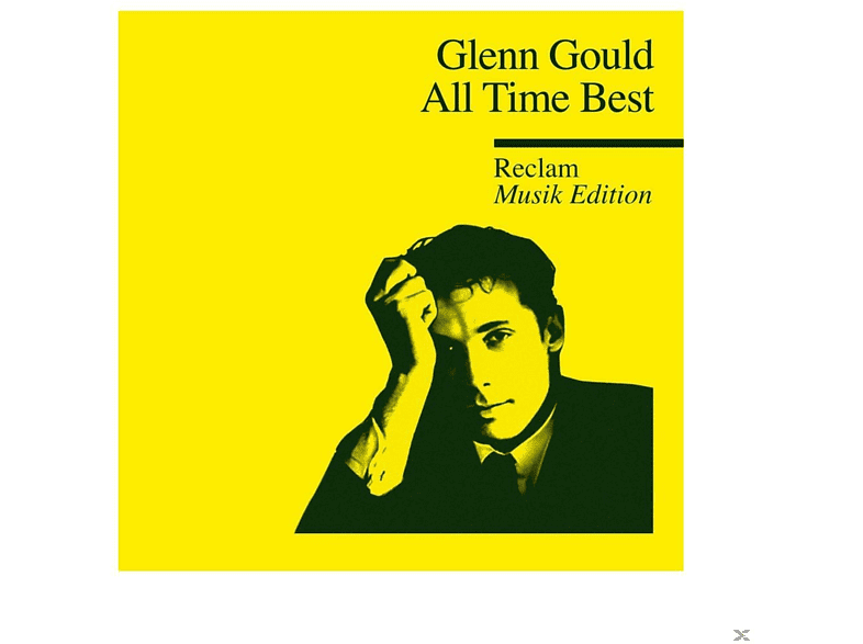 Glenn Gould - All Time Best-Reclam Musik Edition 25 [CD] von SONY CLASS