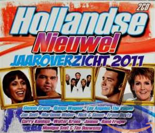 Hollandse Nieuwe 2011 von Sony Music Entertainment