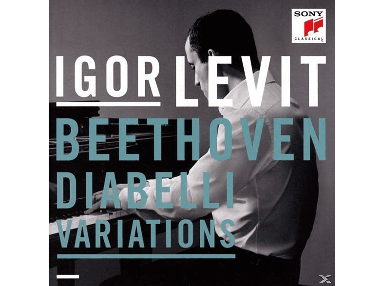 Igor Levit - Diabelli Variations-33 Variations on a Waltz (CD) von SONY CLASS