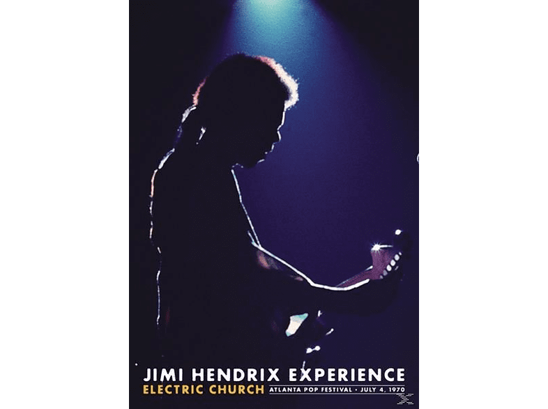 Jimi Hendrix - Jimi Hendrix: Electric Church [DVD] von COL