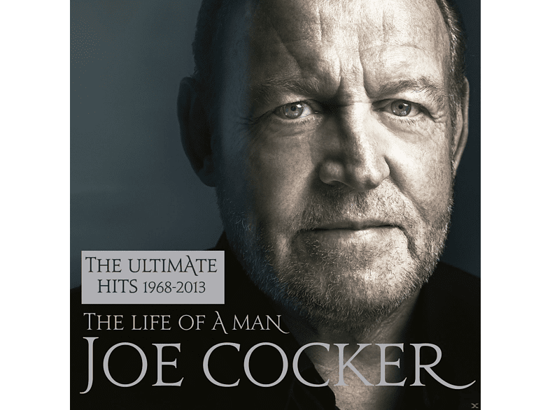 Joe Cocker - The Life Of A Man-The Ultimate Hits 1968-2013 [CD] von SONY MUSIC