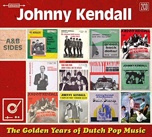 Johnny Kendall - The Golden Years Of Dutch Pop von Sony Music Entertainment