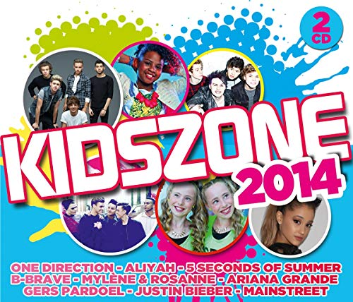 Various - Nickelodeon Kidszone - 2014 von Sony Music Entertainment