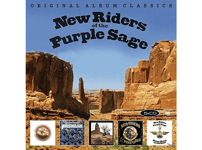 New Riders Of The Purple Sage - Original Album Classics [CD] von COL