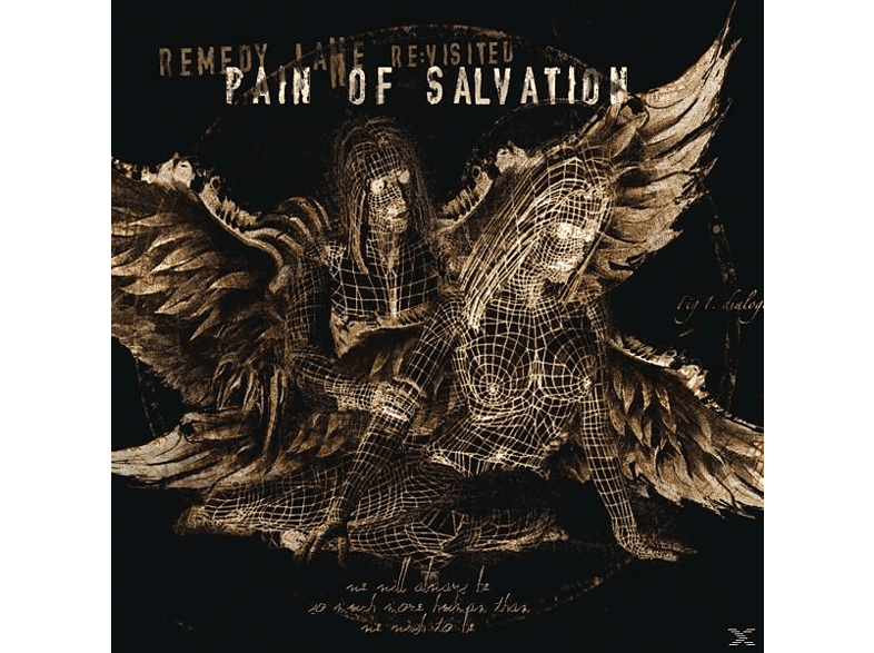 Pain Of Salvation - Remedy Lane Re:visited (Re:mixed & Re:lived) [CD] von INSIDE OUT