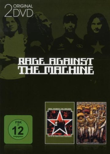 Rage Against the Machine - Live At The Grand Olympic Auditorium/The Battle of Mexico City [2 DVDs] von Sony Music Entertainment