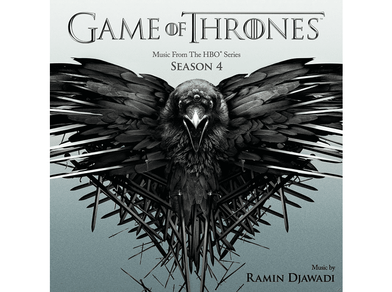 The Czech Film Choir, The Czech Film Orchestra - Game Of Thrones - Season 4 (Soundtrack) [CD] von SONY CLASS