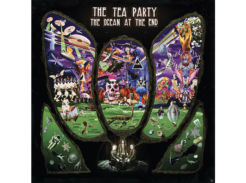 The Tea Party - The Ocean At The End (Special Edt.) [CD] von INSIDEOUTM