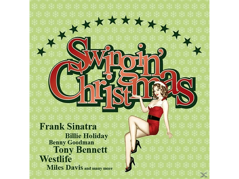 VARIOUS - Swinging Christmas (The Best Christmas Ever) [CD] von SMC