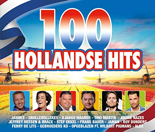 Various - 100 Hollandse Hits - 2020 von Sony Music Entertainment